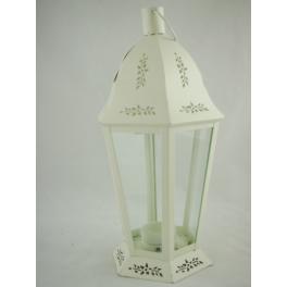 METALOWA LATARENKA LATARNIA  LAMPION S135108