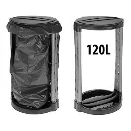 Stelaż na worki na śmieci 120 L