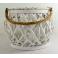 LATARNIA JC15-4618 WHITE
