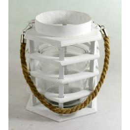 LATARNIA JC15-9046 WHITE